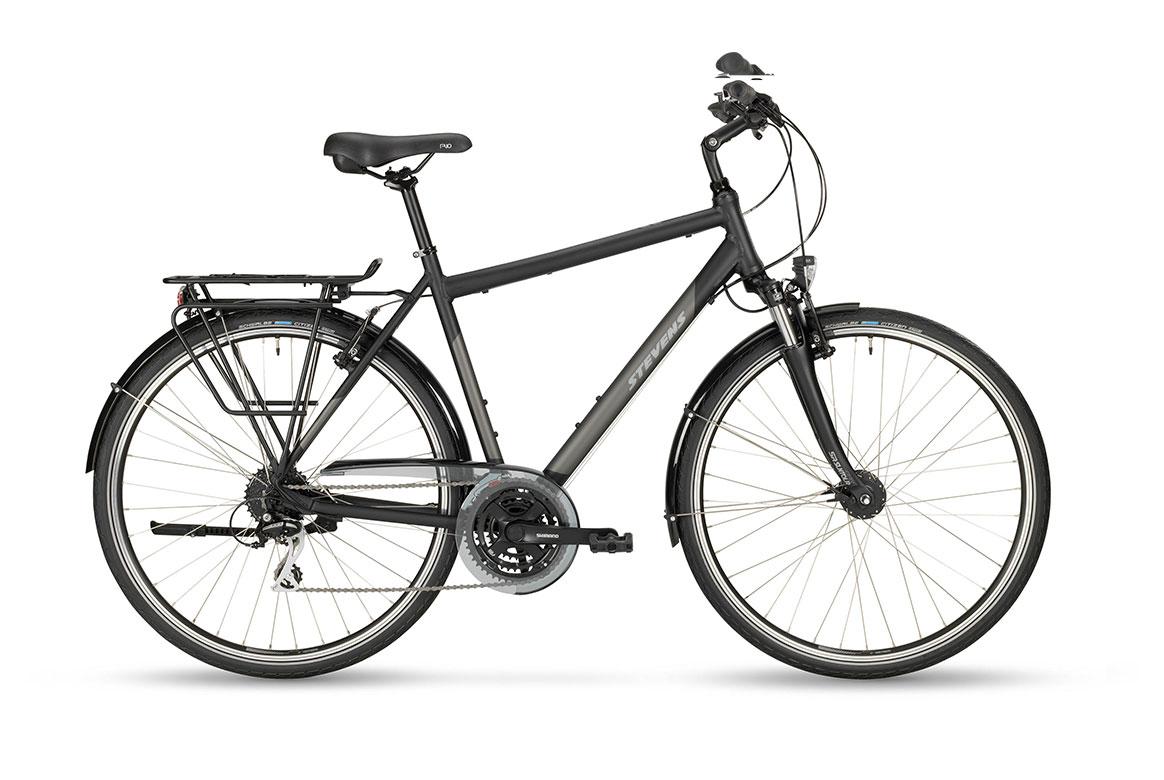 City Fahrrad Herren Comfort Stevens Albis | P18