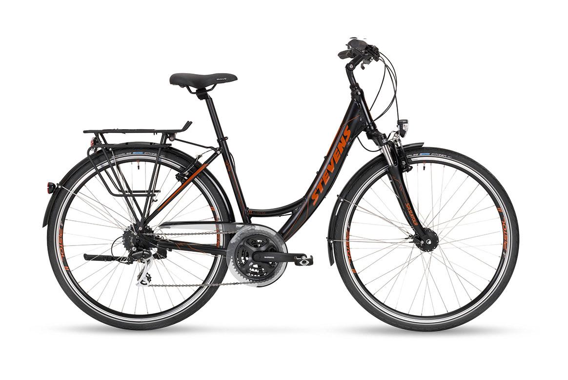 City Fahrrad Damen Comfort Stevens Albis SX | P18
