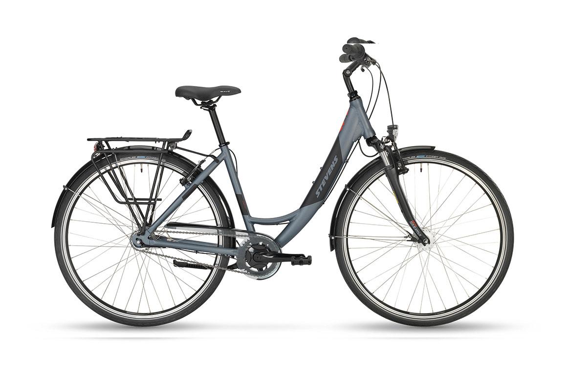 City Fahrrad Damen Comfort Stevens Corvara  2019 | P19