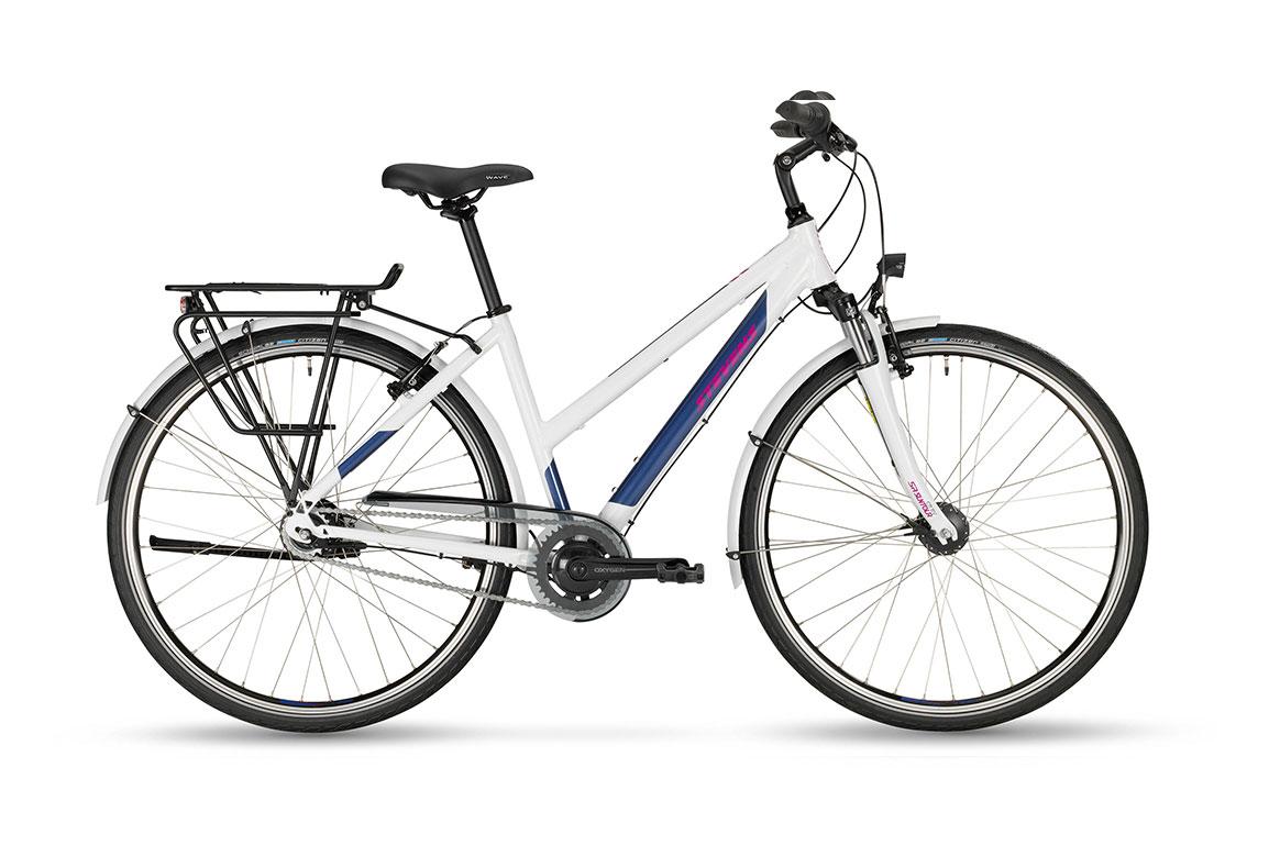 City Fahrrad Damen Stevens Elegance   P18