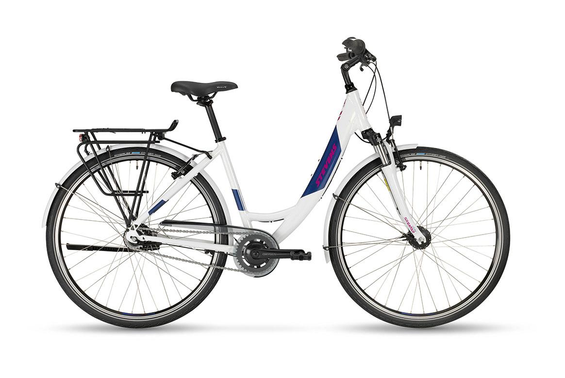 City Fahrrad Damen Comfort Stevens Elegance   2019 | P19