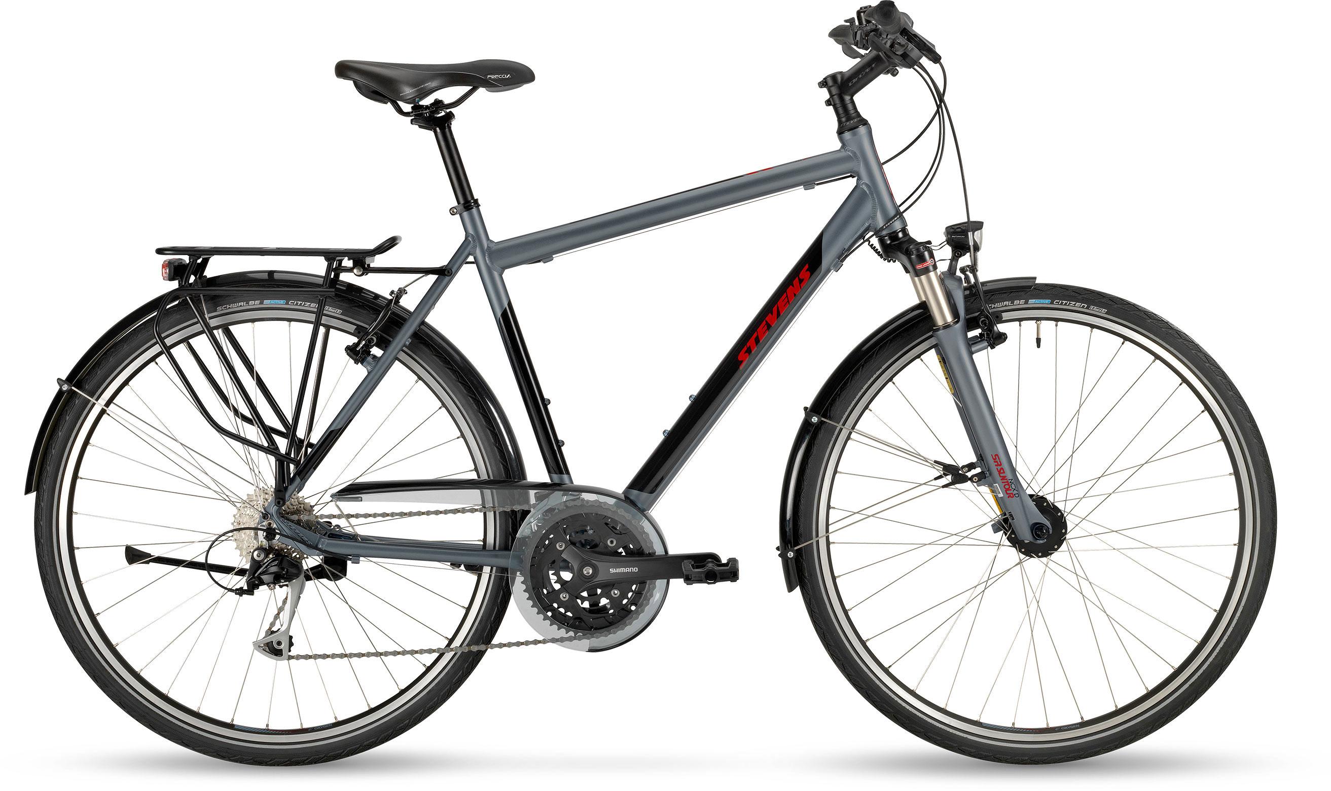 City Fahrrad Herren Stevens Galant | P18