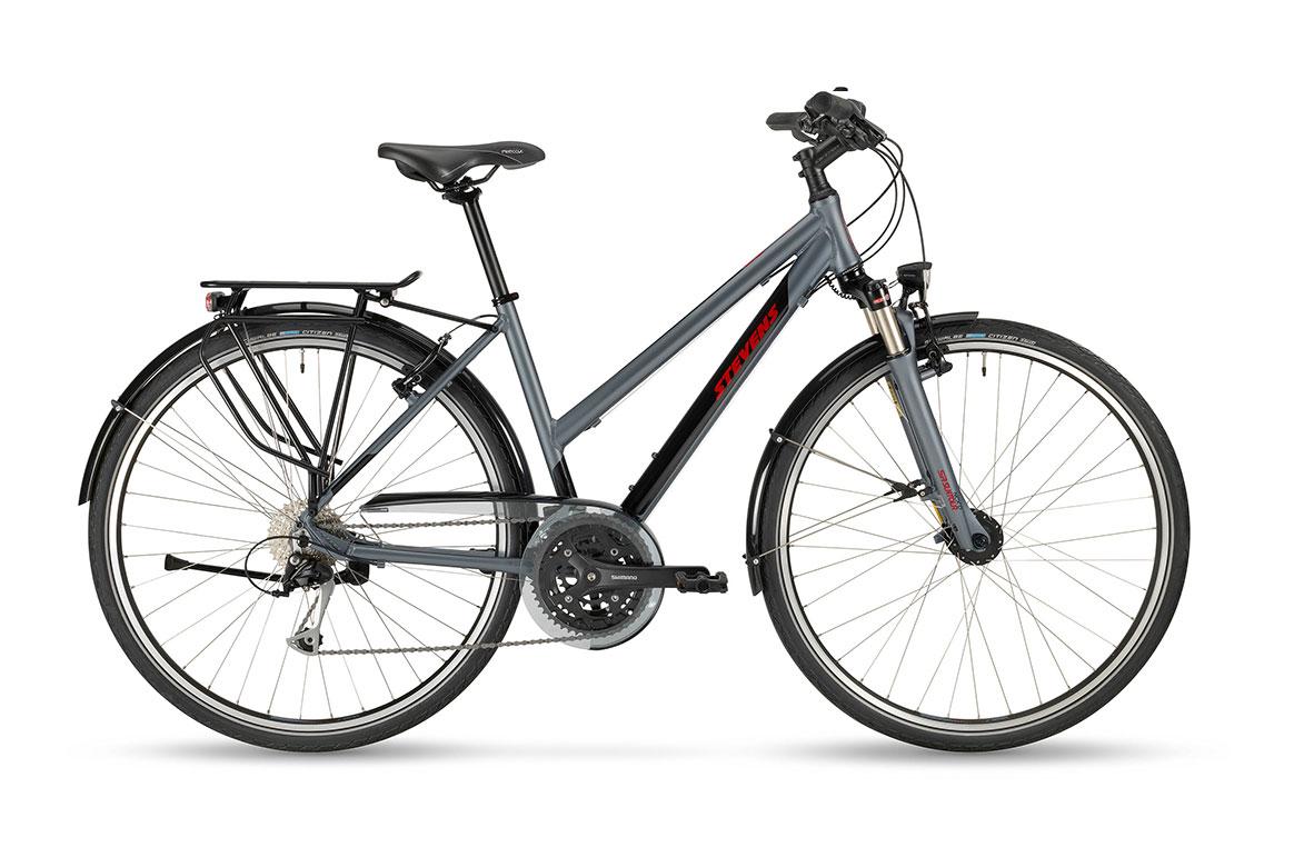 City Fahrrad Damen Stevens Galant | P18
