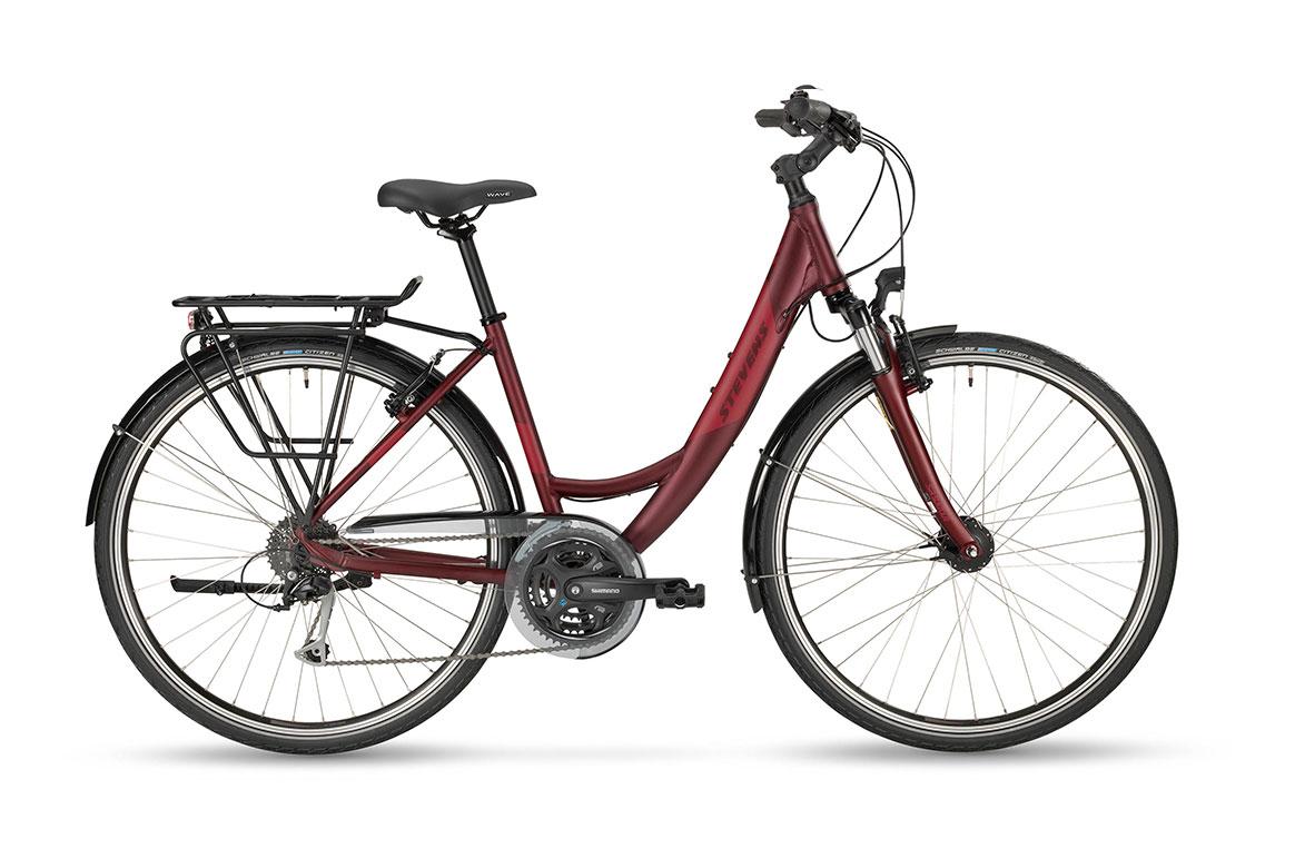 City Fahrrad Damen Comfort Stevens Jazz   P18