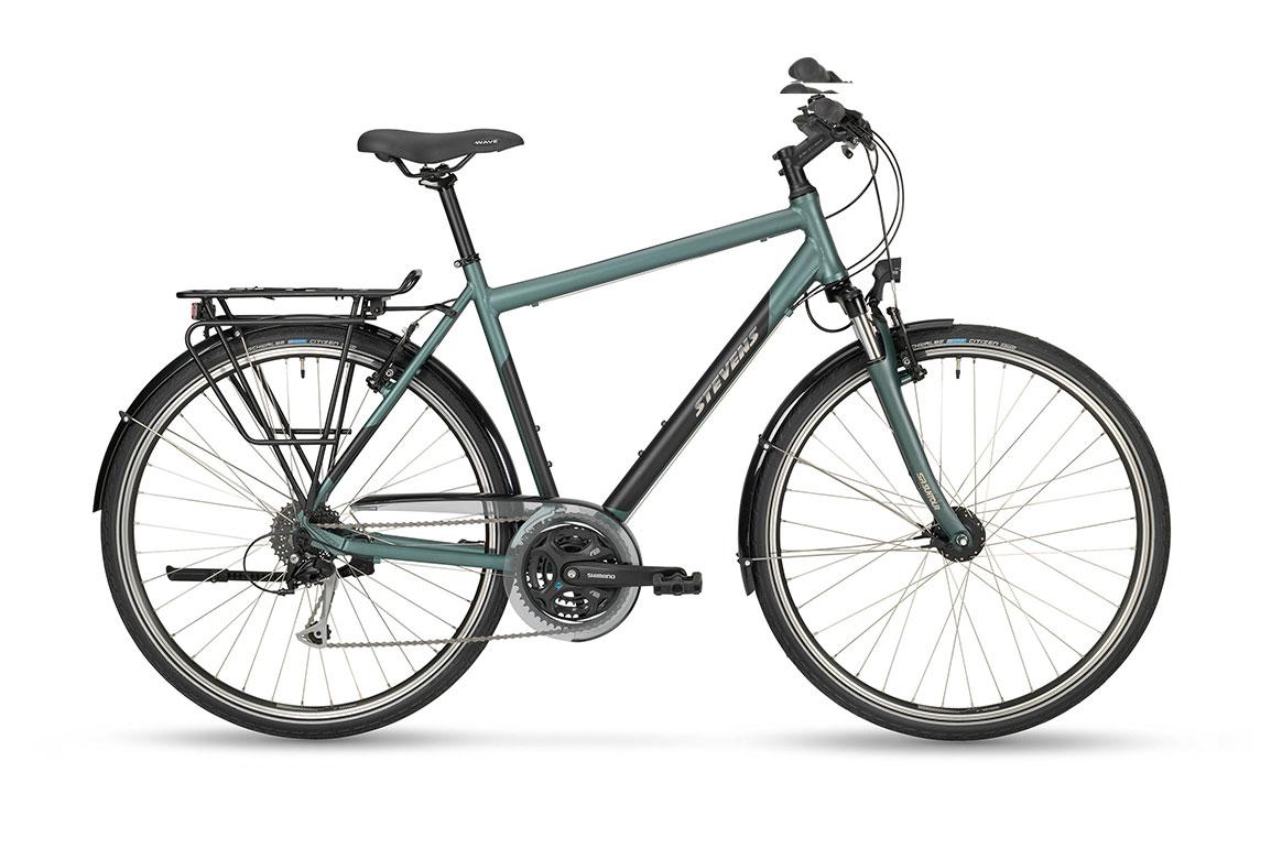 City Fahrrad Herren Comfort Stevens Jazz | P18