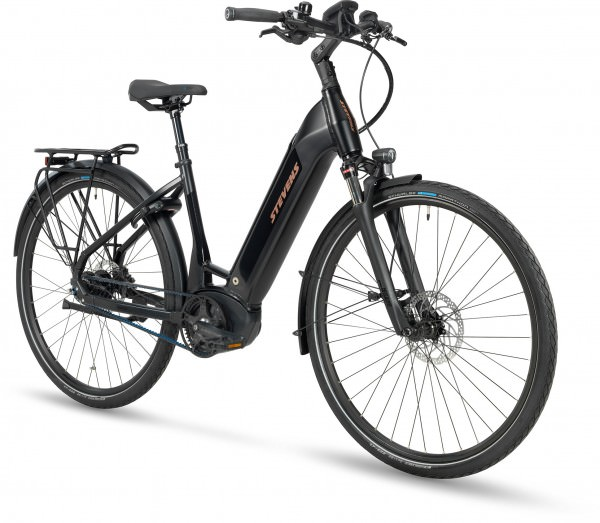 E-Courier Luxe Forma Stealth Black | 2021
