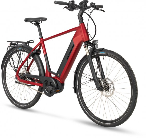 E-Courier PT5 Gent Red Pepper   2021