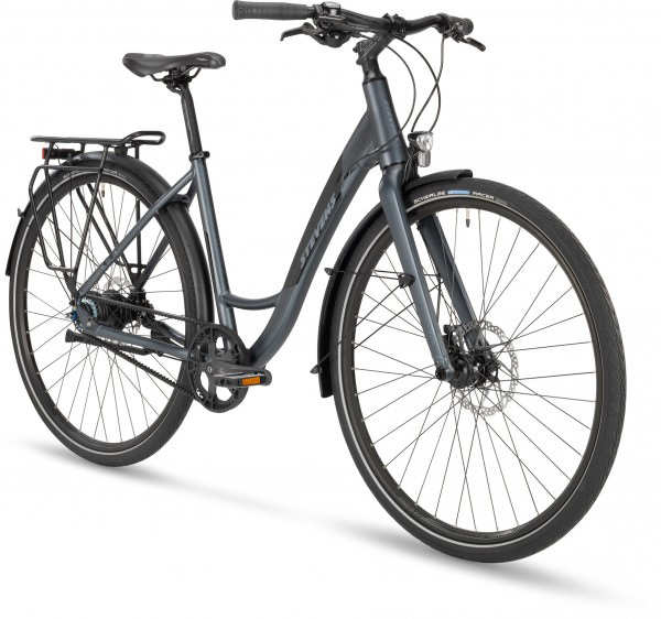 Courier Luxe Forma Granite Grey | 2021
