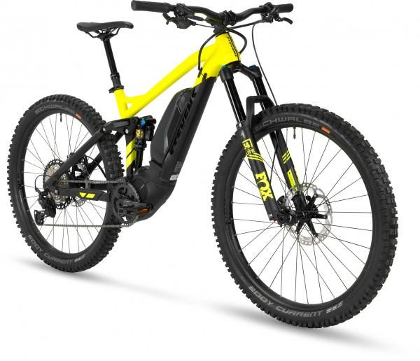 """Fully E-Whaka ES 27.5"""" - 18"""" Neon Yellow   2020"""