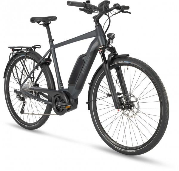 E-Triton Gent Velvet Grey | 2021