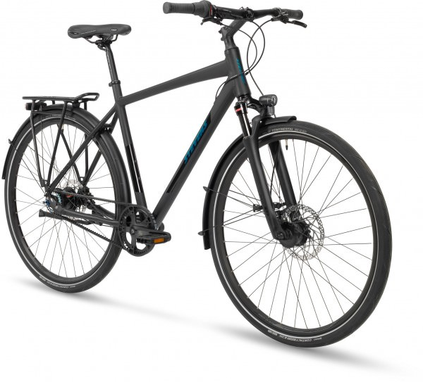 Boulevard Luxe Gent Stealth Black | 2021-Copy