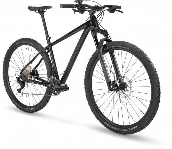 "Devil´s Trail 29"" Stealth Black 
