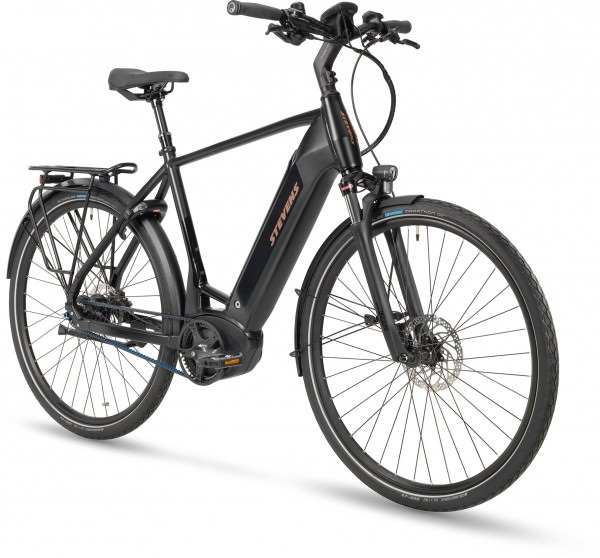 E-Courier Luxe Gent Stealth Black | 2021